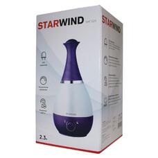 Увлажнитель воздуха Starwind SHC1221 25Вт (ультразвуковой) фиолетовый