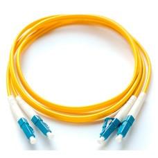Патч-корд Lanmaster LAN-2LC-2LC/OM4-1.0 2x50/125 OM4 LC дуплекс-LC дуплекс 1м LSZH желтый