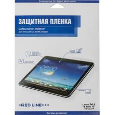 Защитная пленка REDLINE Lenovo Tab 4 TB-X304L, глянцевая, 1 шт [ут000012164]