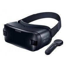 Очки виртуальной реальности Samsung Galaxy Gear VR SM-R325 темно-синий