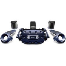 Очки виртуальной реальности HTC Vive Pro Full Kit черный/синий