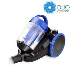 Пылесос Ginzzu VS422 1600Вт черный/синий