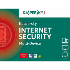 ПО Kaspersky Internet Security Multi-Device Russian Ed 1 device 1 year Base Card (KL1941ROAFS)