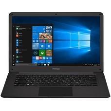 "Ноутбук Prestigio SmartBook 141C2 Celeron N3350/3Gb/eMMC32Gb/Intel HD Graphics 500/14.1""/IPS/FHD (1920x1080)/Windows 10 Home/grey/WiFi/BT/Cam/5000mAh"