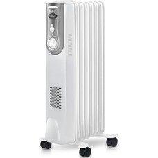 Масляный радиатор BALLU Level BOH/LV-07, 1500Вт, белый [нс-1163570]