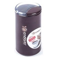 Кофемолка Endever Costa-1055 250Вт сист.помол.:ротац.нож вместим.:100гр коричневый