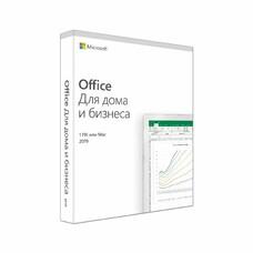 Офисное приложение MICROSOFT Office для дома и бизнеса 2019, Rus [t5d-03242]