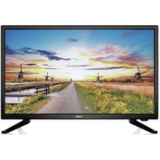 "Телевизор LED BBK 20"" 20LEM-1027/T2C черный/HD READY/50Hz/DVB-T2/DVB-C/USB (RUS)"