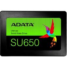 "SSD накопитель A-DATA Ultimate SU650 ASU650SS-120GT-R 120Гб, 2.5"", SATA III"