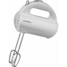 Миксер SUPRA MXS-522, ручной, белый [12676]