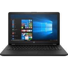 "Ноутбук HP 15-rb028ur A4 9120/4Gb/500Gb/DVD-RW/AMD Radeon R3/15.6""/SVA/HD (1366x768)/Free DOS/black/WiFi/BT/Cam"