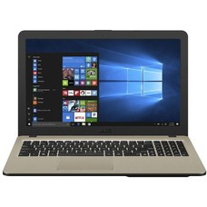 "Ноутбук Asus VivoBook X540MA-GQ064 Cel N4000/4Gb/500Gb/15.6""/HD/Endless/black"