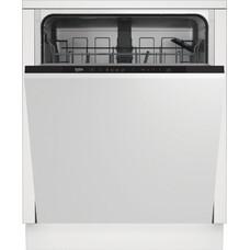 Посудомоечная машина Beko DIN14W13 1800Вт полноразмерная