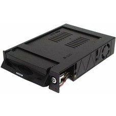 Mobile rack (салазки) для HDD AGESTAR SR3P-K-2F, черный