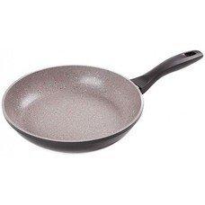 Сковорода ENDEVER Stone-Grey Stone-Grey-26, 26см, без крышки, серый [80647]
