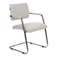 Кресло БЮРОКРАТ CH-271-V, на полозьях, искусственная кожа [ch-271-v/sl/or-12]