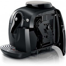 Кофемашина PHILIPS HD8650/09, черный