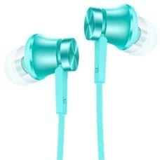 Наушники XIAOMI Mi In-Ear Basic, вкладыши, синий, проводные