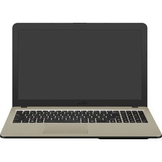"Ноутбук ASUS VivoBook X540NA-GQ149, 15.6"", Intel Celeron N3450 1.1ГГц, 2Гб, 500Гб, Intel HD Graphics интегрированное, Endless, 90NB0HG1-M02840, черный"