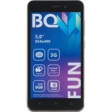 Смартфон BQ Fun 5002G, золотистый
