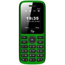 Мобильный телефон FLY FF188 зеленый