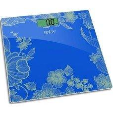 Весы напольные электронные Sinbo SBS 4429 макс.180кг бирюзовый