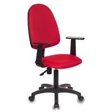 Кресло Бюрократ CH-1300/T-V398-62 красный Престиж+ V398-62