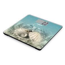 Весы напольные электронные Starwind SSP6030 макс.180кг рисунок/голубой