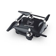 Квадрокоптер Aosenma S16 0.3Mpix VGA WiFi ПДУ черный/белый