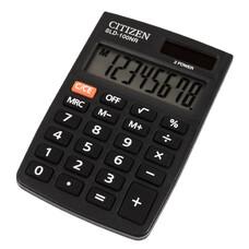 Калькулятор карманный Citizen SLD-100NR черный 8-разр.