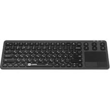 Клавиатура HARPER KBT-570, USB, Радиоканал, черный