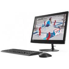 """Моноблок Lenovo IdeaCentre 330-20AST 19.5"""" WXGA+ A4 9125 (2.3)/4Gb/1Tb/R4/DVDRW/noOS/GbitEth/WiFi/BT/клавиатура/мышь/Cam/черный 1440x900"""