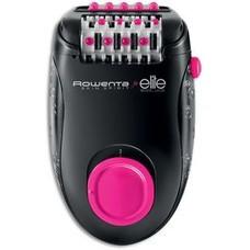 Эпилятор Rowenta EP2902F0 скор.:2 насад.:2 от электр.сети черный/розовый