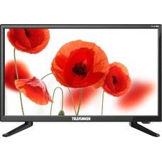 """Телевизор LED Telefunken 21.5"""" TF-LED22S49T2 черный/FULL HD/50Hz/DVB-T/DVB-T2/DVB-C/USB (RUS)"""