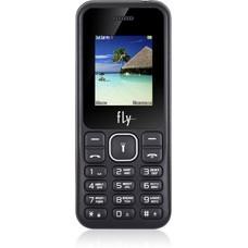 "Мобильный телефон Fly FF190 32Mb черный моноблок 2Sim 1.77"" 128x160 0.08Mpix GSM900/1800 MP3 FM microSDHC max16Gb"