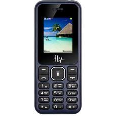 """Мобильный телефон Fly FF190 32Mb синий моноблок 2Sim 1.77"""" 128x160 0.08Mpix GSM900/1800 MP3 FM microSDHC max16Gb"""