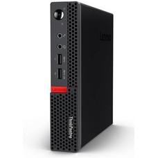 ПК Lenovo ThinkCentre M625q slim E2 9000e (1.5)/4Gb/SSD128Gb/R2/noOS/GbitEth/WiFi/BT/клавиатура/мышь/черный