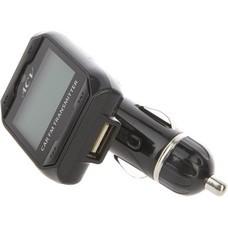 Автомобильный FM-модулятор ACV FMT-115 черный MicroSD USB PDU (26563)