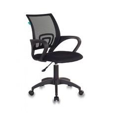 Кресло Бюрократ CH-695KLT/BLACK спинка сетка черный TW-01 сиденье черный TW-11