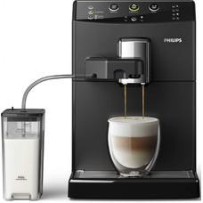Кофемашина Philips HD8829/09 1850Вт черный/серебристый