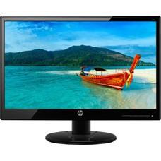 """Монитор HP 18.5"""" 19k черный TN 5ms 16:9 глянцевая 600:1 200cd 90гр/65гр 1366x768 D-Sub 2.36кг"""