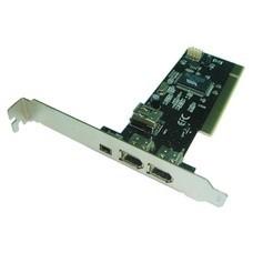 Контроллер PCI VIA6307 1xIEEE1394(4p) 2xIEEE1394(6p) Bulk [asia 6307 2p 1394]