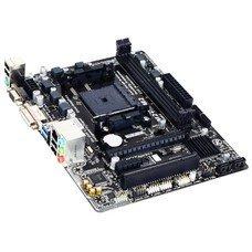 Материнская плата GIGABYTE GA-F2A68HM-DS2, Socket FM2+, AMD A68H, mATX, Ret