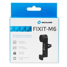 Держатель Neoline Fixit M6 черный [FIXIT M6]