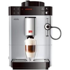 Кофемашина Melitta Caffeo Passione 1450Вт серебристый
