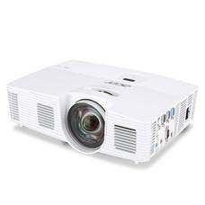 Проектор ACER S1283e белый [mr.jk011.001]