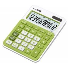 Калькулятор настольный Casio MS-20NC-GN-S-EC зеленый 12-разр.