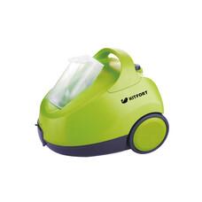 Пароочиститель KITFORT КТ-912, зеленый/серый
