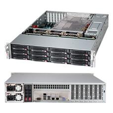 Корпус SuperMicro CSE-826BE1C-R920LPB 920W черный