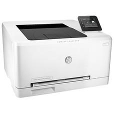 Принтер лазерный HP Color LaserJet Pro M252dw (B4A22A) A4 Duplex WiFi